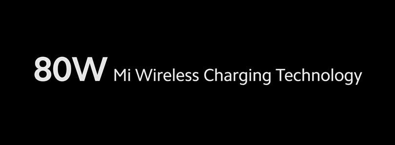 Xiaomi's 80W wireless charging fills a 4000mAh battery in 19 minutes