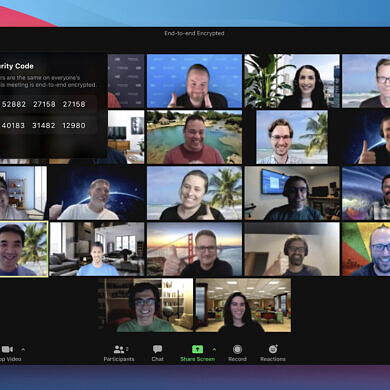 Zoom to roll out end-to-end encryption for video conferences next week