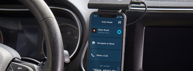 Auto Mode in the Alexa App is Amazon's version of Android Auto