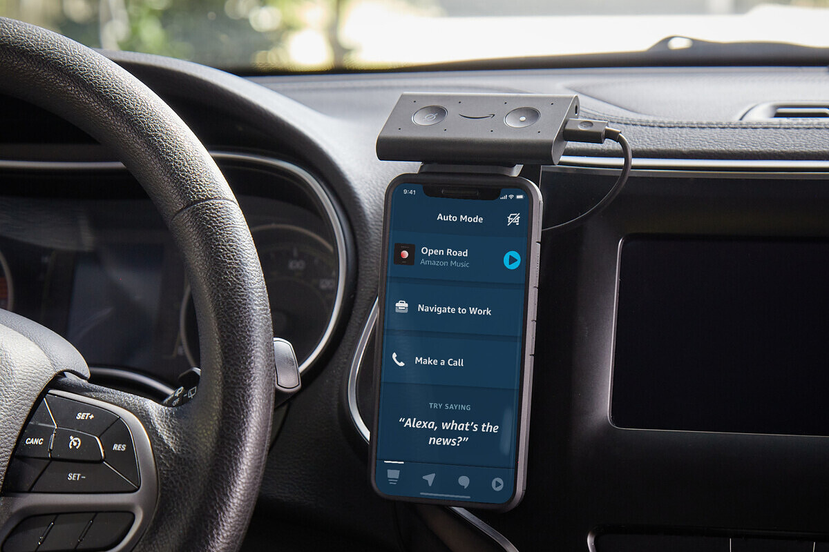 Auto Mode in the Alexa App is Amazon's version of Android Auto - XDA Developers