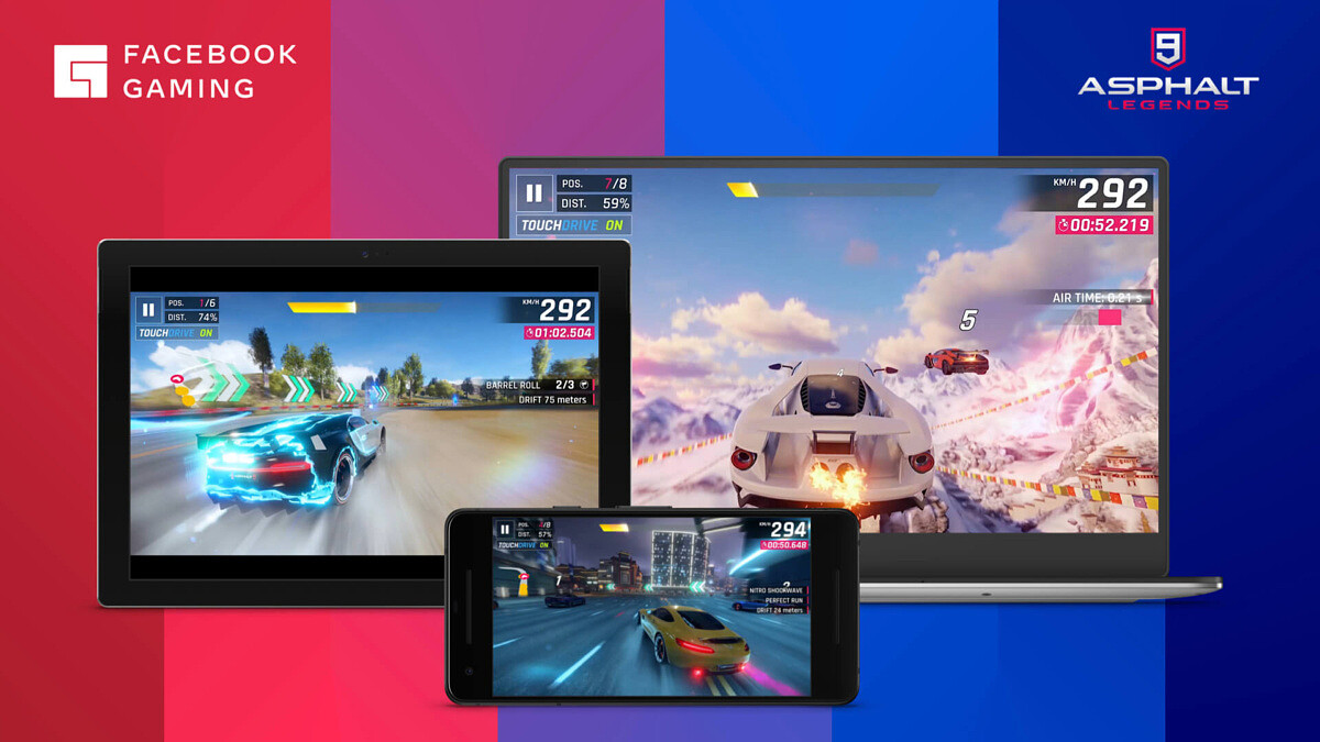 Facebook launches a cloud gaming service for free-to-play mobile games