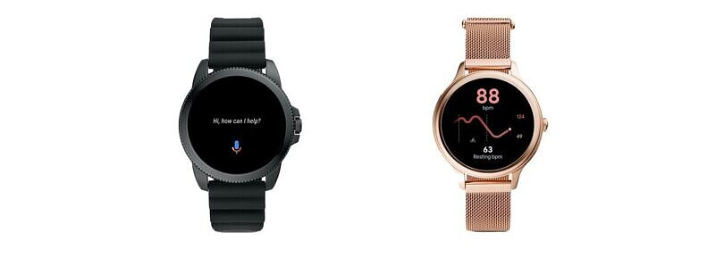 Fossil Group smartwatches are starting to get Google's Wear OS H-MR2 update