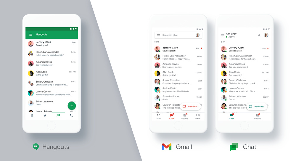 Google Hangouts Future Looks Bleaker by the Day