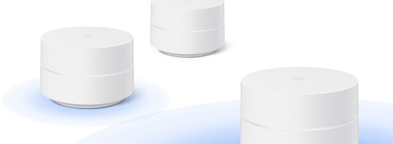 Google refreshes its Google Wifi mesh router with a lower price tag