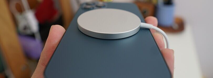The iPhone 12's new MagSafe wireless charger works with some Android devices