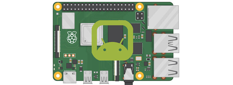 Raspberry Pi 4 gets a taste of Android 11 via OmniROM