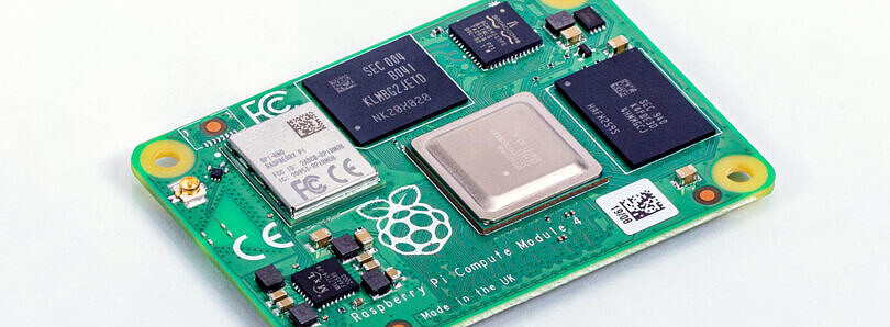 Raspberry Pi Compute Module 4 launched in 32 variants for as low as $25