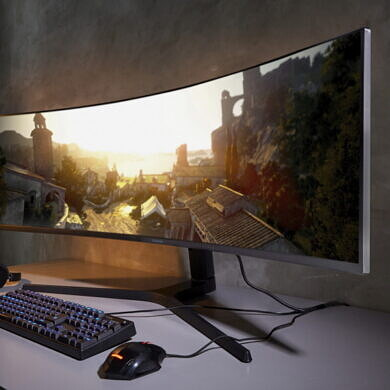 Woot!'s Samsung monitor sale has you saving big on ultra wide monitors, today only