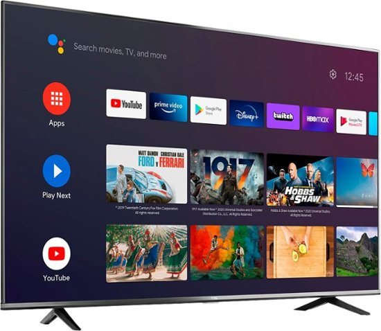 TCL Android TV (50-inch)