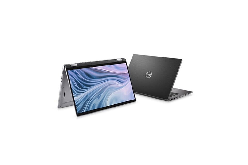 Dell Latitude 7410 2-in-1 on white background