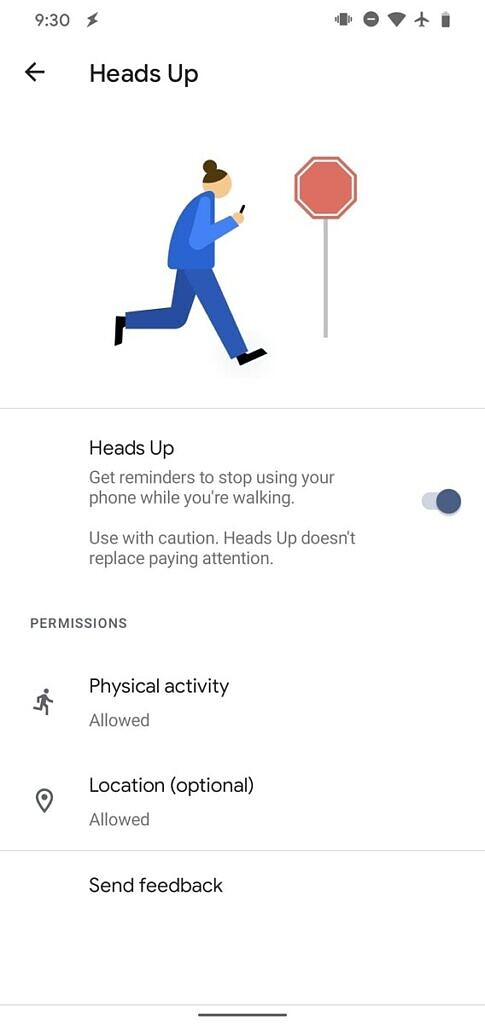 Digital Wellbeing Heads Up feature (4)