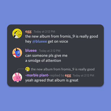 Discord starts rolling out inline replies on desktop and mobile