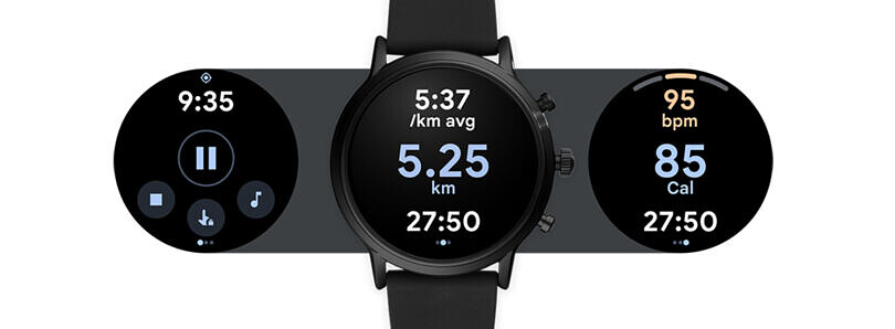Google Fit on Wear OS is starting to automatically detect when a workout has finished