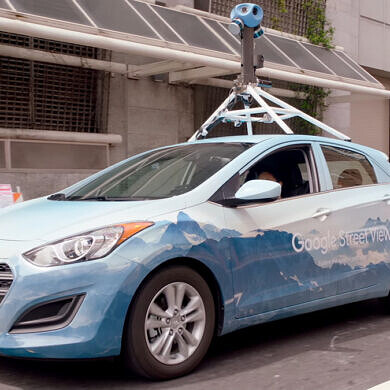 """Google Street View is testing """"Driving Mode"""" for contributing without a 360° camera"""