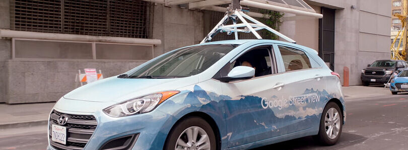 "Google Street View is testing ""Driving Mode"" for contributing without a 360° camera"