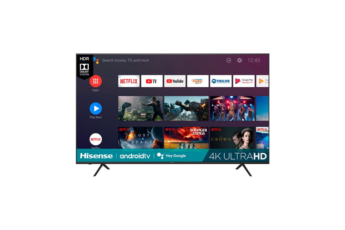 Get this large 75-inch HiSense 4K TV with Android TV for 40% off! - XDA Developers