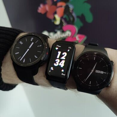 The Huawei Watch GT 2 Pro, Honor Watch GS Pro, and Honor Watch ES are the best of LiteOS yet