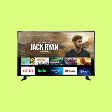 Get this Insignia 50-inch 4K Smart Fire TV for $150 at Best Buy