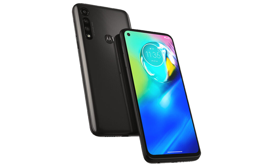 A product render of Moto G Power