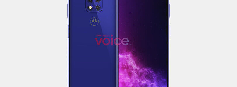 This could be our first look at the Motorola Moto G10 Play
