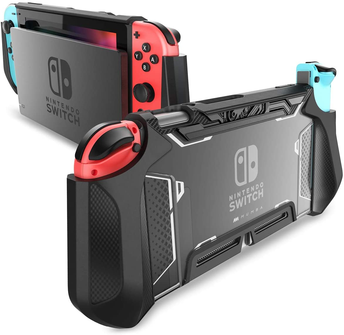 Mumba Dockable Case for Nintendo Switch