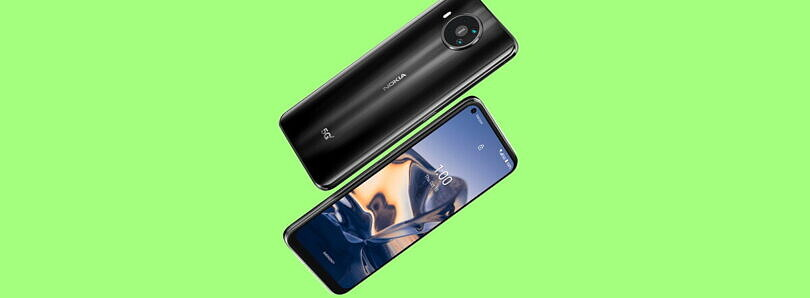 Nokia 8 V 5G UW is a powerful new Android device headed to Verizon