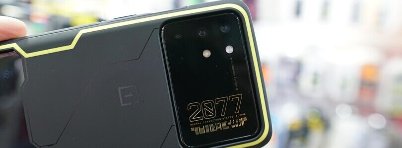 OnePlus 8T Cyberpunk 2077 Edition Hands-On: Not just a new paint job!