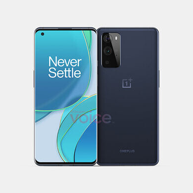 Here's our first look at the OnePlus 9 Pro