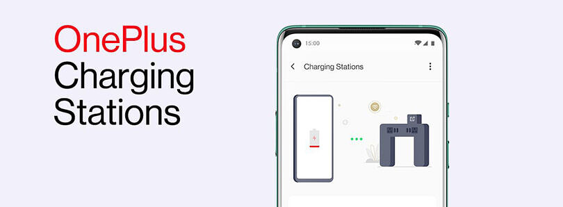 OnePlus now offers Charging Stations at Bangalore and soon Delhi airports in India