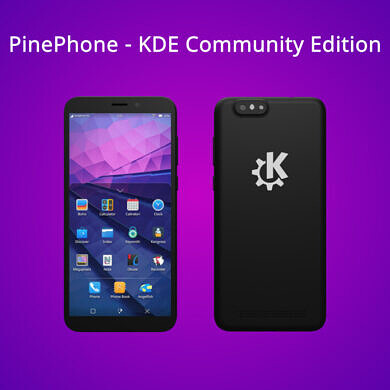 PinePhone KDE Community Edition will run Plasma Mobile out-of-the-box