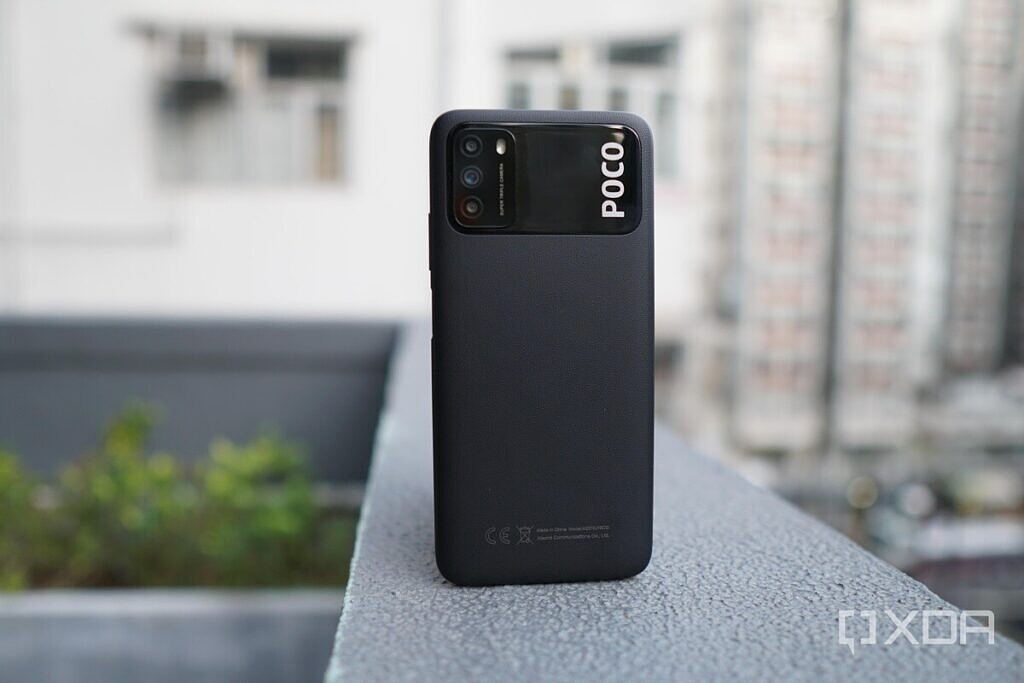 POCO M3 hands-on