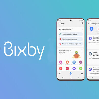 Samsung updates the Bixby Home UI and brings Bixby to DeX