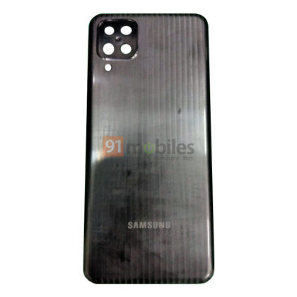Samsung Galaxy M12 leaked live images of back panel 91mobiles