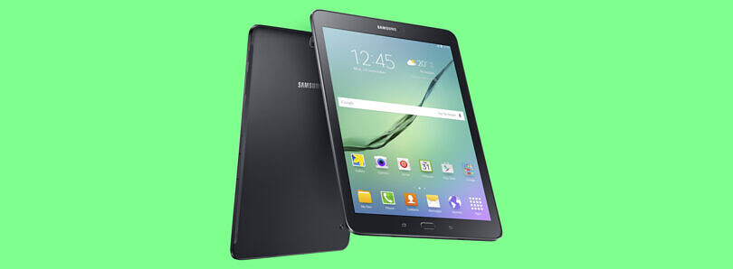 Samsung Galaxy Tab S2 from 2015 officially receives October 2020 security patches