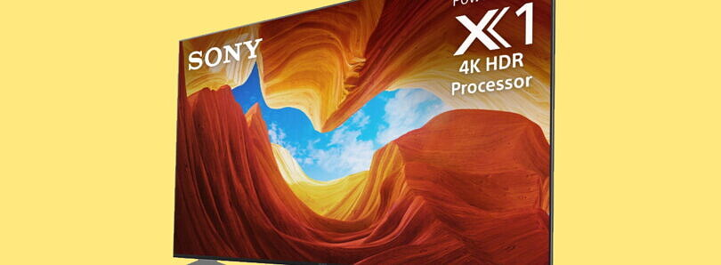 Sony's excellent Bravia X900H 4K120 TV gets a superb deal for Prime Day