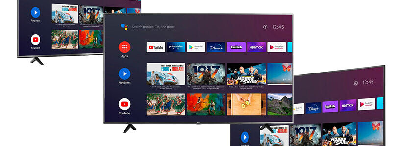 TCL's 4K Android TVs are up to $300 off across size variants