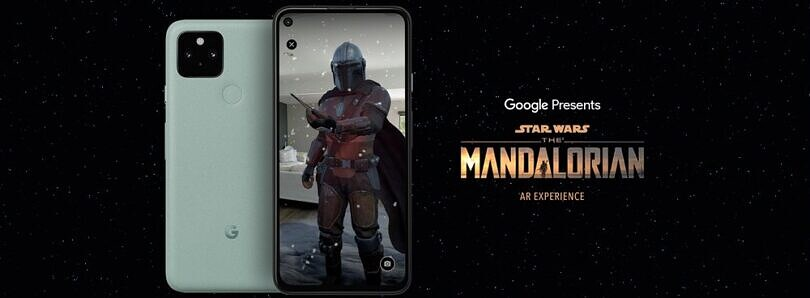Mandalorian Fans: Check if the Google AR Experience works on your device