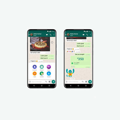 WhatsApp Pay starts rolling out to more users in India