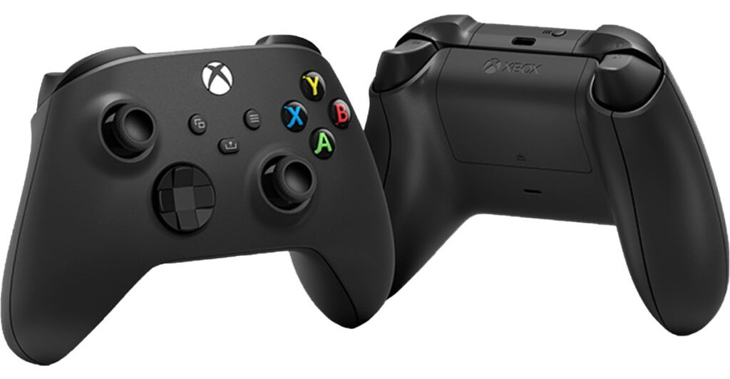 Xbox Core Controller Front and Back