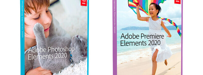 Today only, save on Adobe Photoshop Elements and Premiere Elements at Woot!