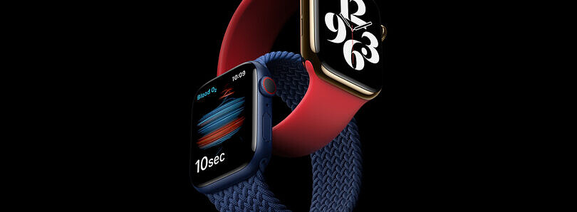 Save on the new Apple Watch Series 6 at Best Buy and Amazon!