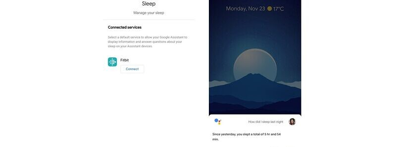 Google Assistant adds wellness data from third-party services