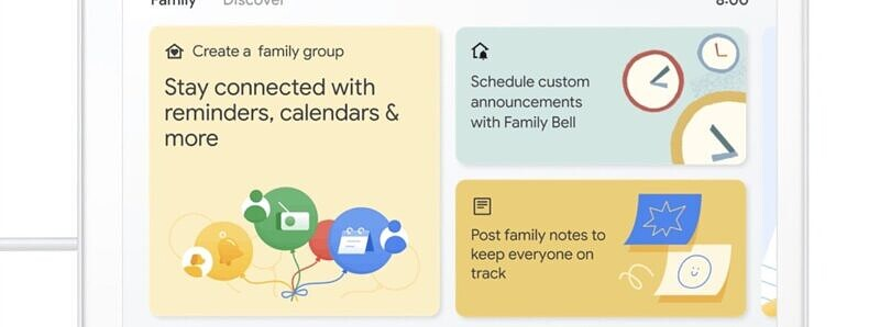 Google Assistant and Google Fi get new family management tools in time for the holidays