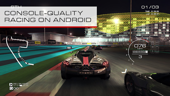 Grid Autosport Best Android Games