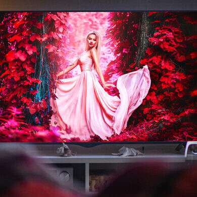Save $300 on LG's 65″ 4K LED TV with 120Hz refresh rate this Cyber Monday