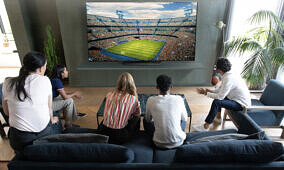 Save $300 on LG 55-inch OLED TV with gaming features this Black Friday, also get a $149 TWS free
