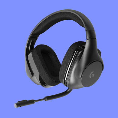 Logitech G533 Wireless Gaming Headset is selling for $66 this weekend