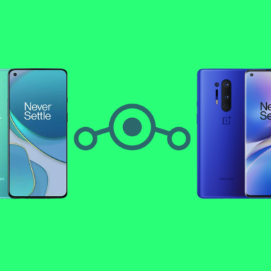 Unofficial LineageOS 18.0 arrives for the OnePlus 8T and OnePlus 8 Pro