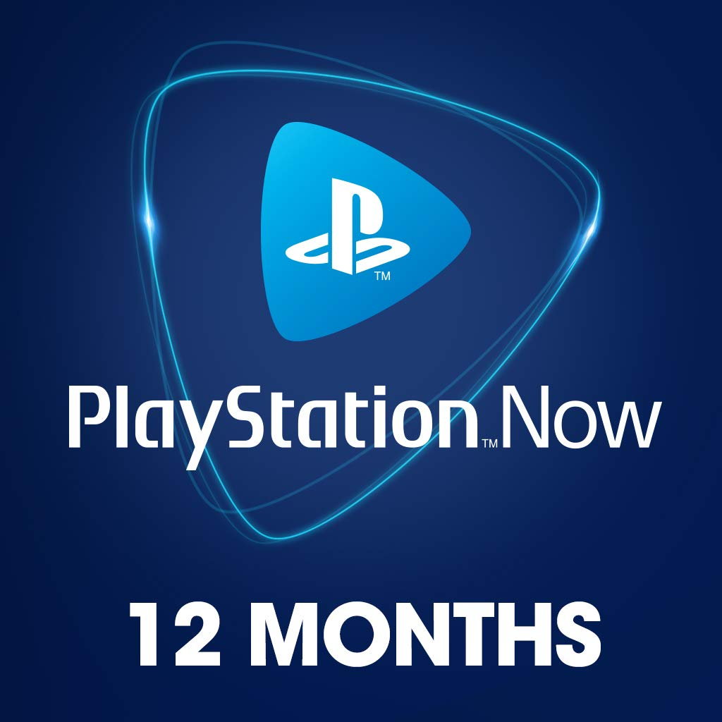 PlayStation Now (12 mois)