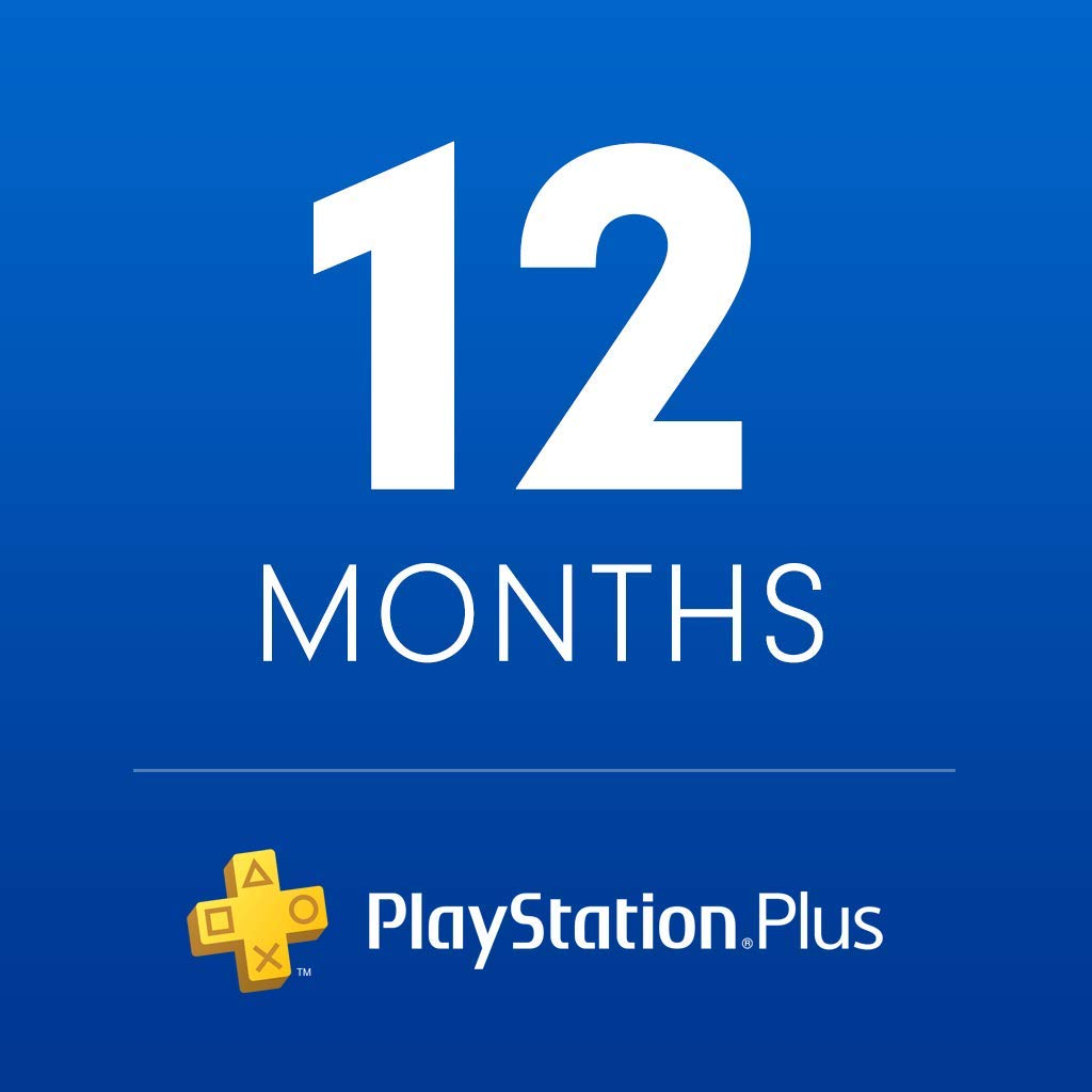PlayStation Plus (12 mois)